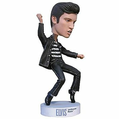 Elvis Presley - Jailhouse Rock Head Knocker Hand Painted NECA NEW