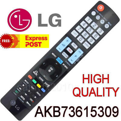 Brand New LG TV Remote Control AKB73615309 for 47LM6200 55LM7600 60LM6700-EXPRES