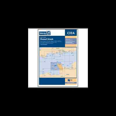 CARTE MARINE IMRAY C33A CHANNEL ISLAND SOUTH alciumpeche