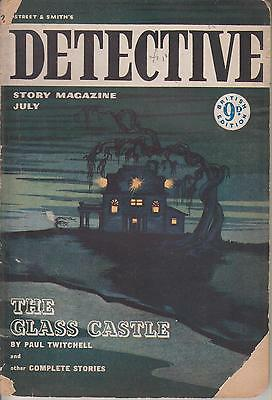 Detective Story Mag July 1949   British Edition Of An American Publication
