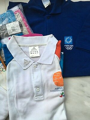 Athens 2004 Olympics Sports Gear