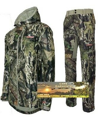 Mossy Oak Break Up Jacket and / or Trousers. Hunting / Shooting / Fishing NEW IN