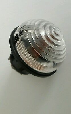 Genuine Land Rover Defender Clear Indicator Lamp Light with bulb LR047798