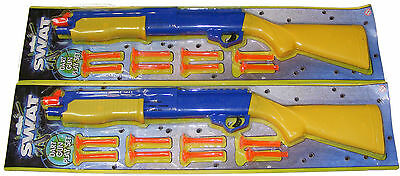 TOY PUMP ACTION Shotgun - Battery Operated - All Brands Toys