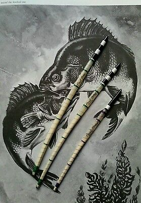 Traditional Handmade Goose Quill Floats NEW Set of 3