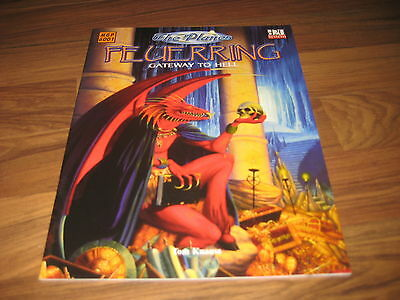 The Planes Feuerring Gateway to Hell Sourcebook Mongoose MGP 6001 d20