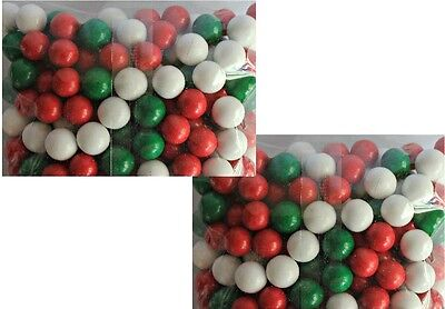 Xmas Choc Drop Mix 2kg Bag Chocolate Christmas Buffet Candy Party Favors New