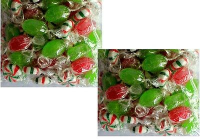 Xmas Mix Wrapped Starlights Cocktails 2kg Christmas Buffet Candy Party Favor