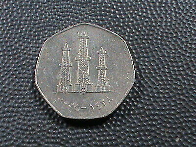 UNITED  ARAB  EMIRATES    50  Fils    2007