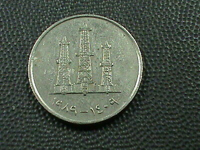 UNITED  ARAB  EMIRATES    50  Fils    1989