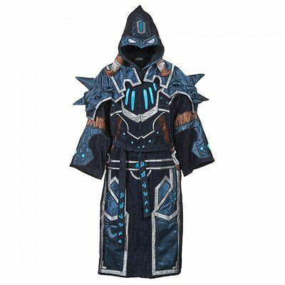 Official Blizzard Blizzcon 2016 Warcraft Death Knight Bath Robe 1 Size Fits Most