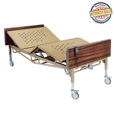 Drive 15300 Full Electric Bariatric Hospital Bed, Frame Only