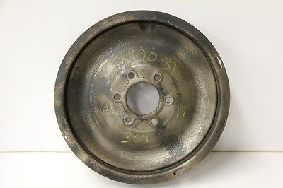 "1930 1931 Chevrolet Steel Disc Wheel for 19"" rim 369"
