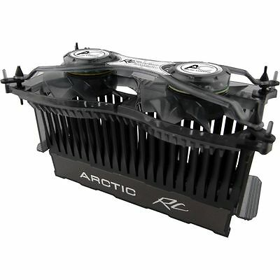 ACCELERO RC TURBO MODULE ram ddr dissipatore ARCTIC COOLING gelo sulle memorie
