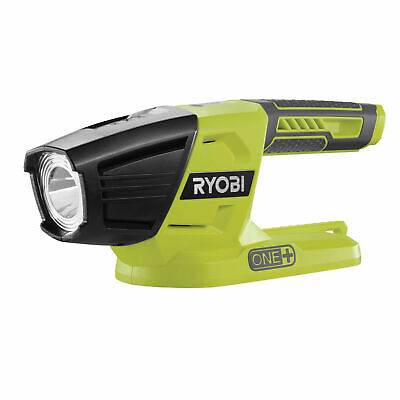 New Ryobi One+ 18V Torch - Skin Only for tradesmen DIY workshop Light