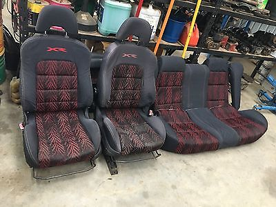 Ford Falcon Ba Bf Xr6 Xr8 Seats & Front Foor Trims.