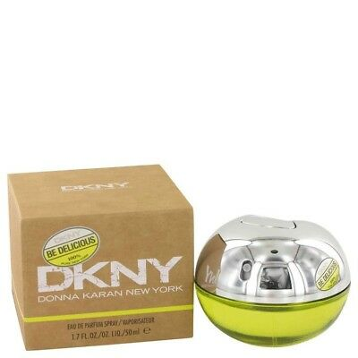 Be Delicious  Women Perfume by Donna Karan Eau De Parfum Spray 1.7 oz / 50 ml