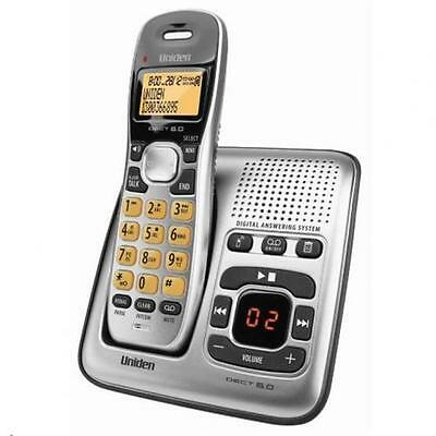 NEW Uniden DECT1735 cordless phone Digital Answer Machine, Phonebook Memories wi