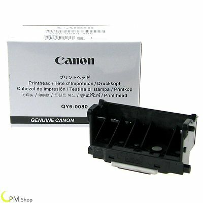 Canon iP4820 QY6-0080 tête d'impression IX6510 MX892 MX882 MG5320 6560