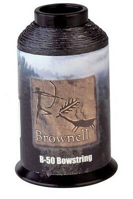New Archery BROWNELL Bowstring Spool (bow string) Material Dacron B50 (1/4 LBS )