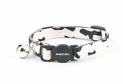 Ancol Cat Collar Camouflage Black