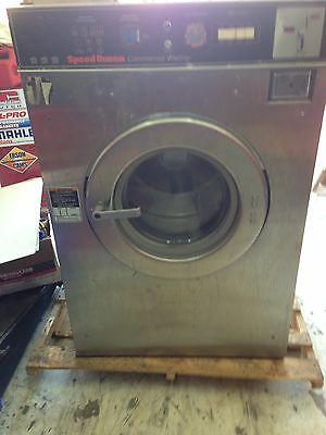 SPEED QUEEN  Washer 30 LB  model : SC27MD2YU20002   1p