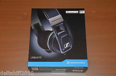 SENNHEISER URBANITE  Over-Ear Kopfhörer (für iPod, iPhone, iPad ) Denim