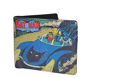DC Vintage Batman with Robin Boxed Wallet
