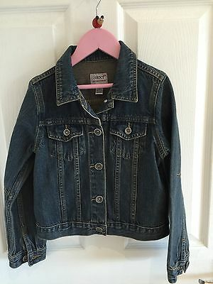 Next Denim Jacket Age 7-8 Years Excellent condition FREE P&P