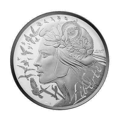20 euro argent France 2017 - Marianne