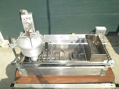 Donut,fryer,machine, Maker    Belshaw Dr 42