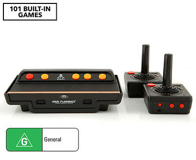 ATARI Flashback® 7 Classic Game Console + 101 Built-In Games