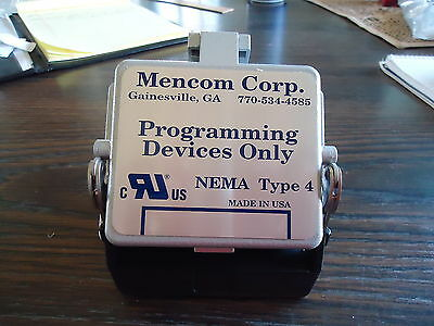 New Mencom Programming Devices Only Dp-Db-Db9-R Sa 07056702 Nema Type 4 Made In