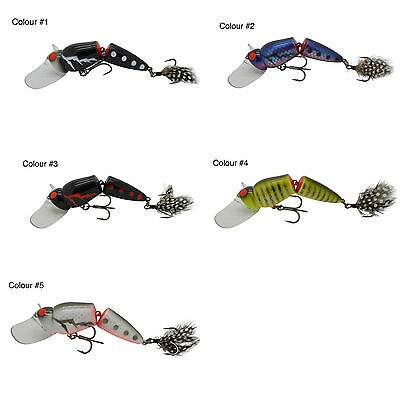 Murray Moth - Leavey Lures - Cod Surface Fishing Lure