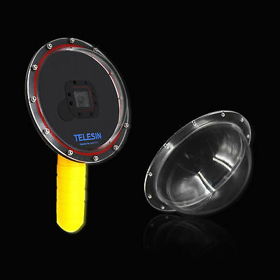 6 inch Underwater Transparent Dome Port Case Cover Replacement Repair for Gopro