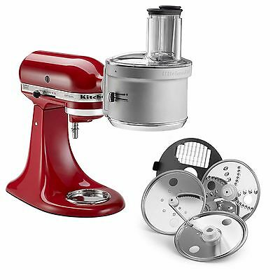 New Food Processor Dicing Disc Stand Mixer Attachment Stainless Steel Tool