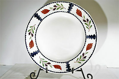 "LOT of 2 Adams LANCASTER 10"" DINNER PLATES(s),  EXC!"