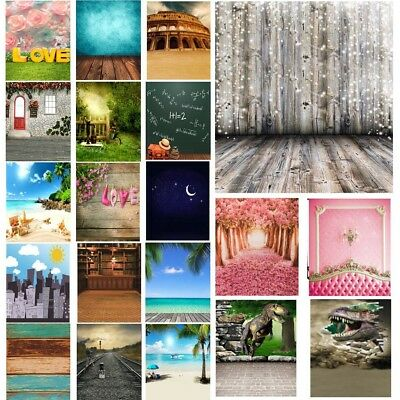 29 Types 3x5FT Photography Photo Background Wall Brick Board Backdrop Studio New