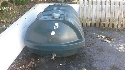 Oil Tank 1000 Litres Can Deliver