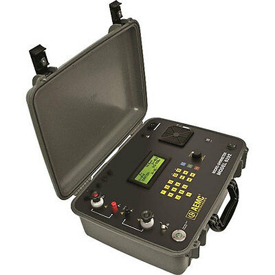 AEMC 6292 Micro-ohmmeter (200A, DataView Software) with Cooling system