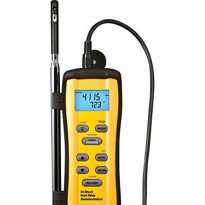 Fieldpiece STA2 In-Duct Hot-wire Anemometer