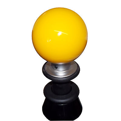 Yellow shift knob U.S. MADE fits GT86 FT86 BRZ FR-S 6 speed lockout shifter