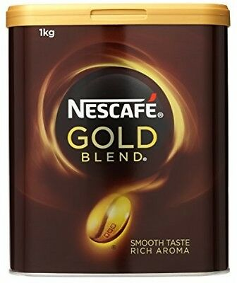 Nescafe Gold Blend Coffee 1 kg - Only 2 left!