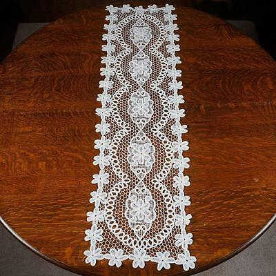 "Table Runner - Cream Approx. 14"" X 48"""