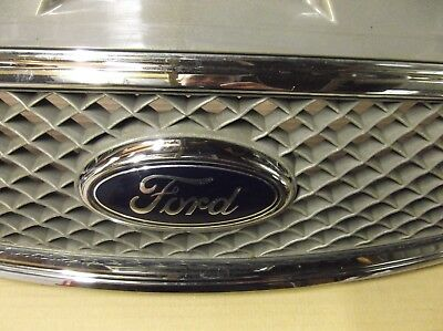 Ford Mondeo Mk3 2004 Facelift Chrome Front Grill Grille Ford Badge