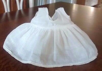 ORIGINAL 1930'S ONE PIECE SLIP/PANTY (ONESIE) FOR 18 in. SHIRLEY TEMPLE DOLL