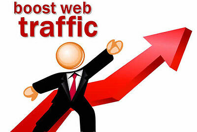 100,000 Web Traffic WORLDWIDE from Search Engine and Social Media