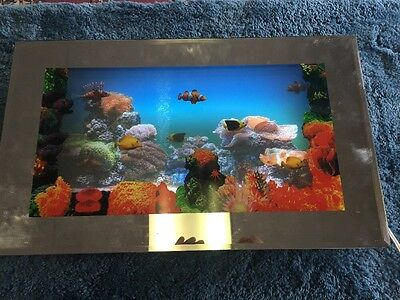 Moveable Lighting Picture Fish Tank Picture SY41/110