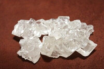 Rock Candy Crystals White, 1Lb