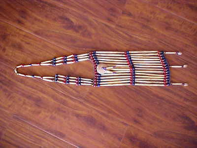 Sioux Indian Breast Plate Authentic Pre-1950's